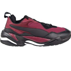 PUMA thunder spectra burgandy men's shoes size 8